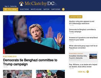 Thumbshot of Mcclatchydc.com