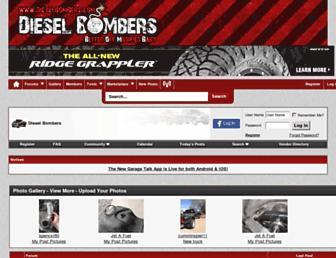 Thumbshot of Dieselbombers.com