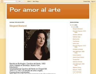 poramoralarte-exposito.blogspot.com screenshot