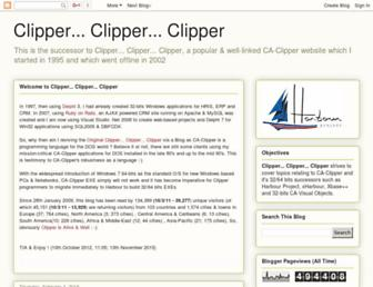 cch4clipper.blogspot.com screenshot