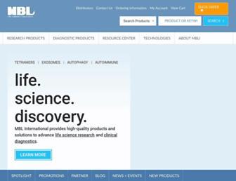 mblintl.com screenshot