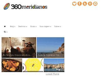 Thumbshot of 360meridianos.com