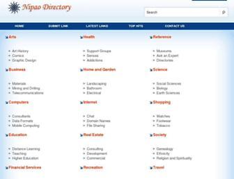Thumbshot of Nipao.org