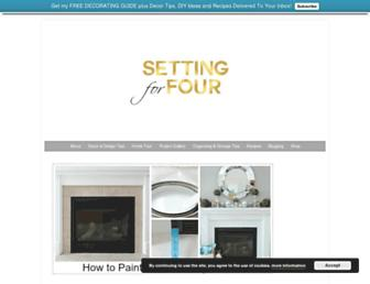 Thumbshot of Settingforfour.com