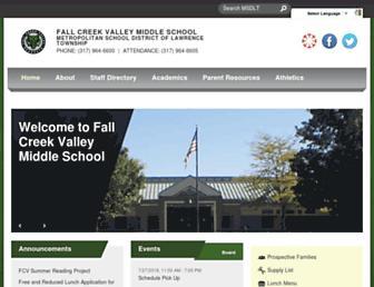 fallcreekvalley.ltschools.org screenshot