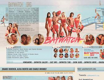 baywatchtv.org screenshot