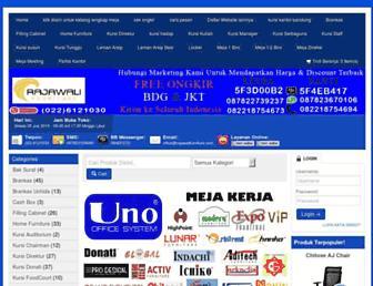 kursikantorbandung.com screenshot