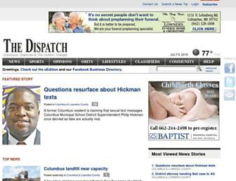 cdispatch.com screenshot