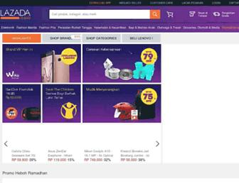 lazada.co.id screenshot