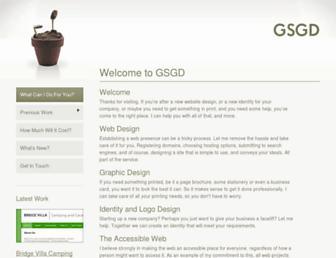 Thumbshot of Gsgd.co.uk