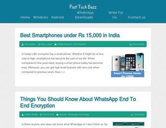 Thumbshot of Fasttechbuzz.com
