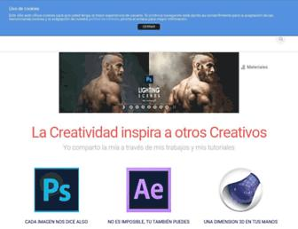 ildefonsosegura.es screenshot