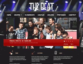 beatschool.ro screenshot