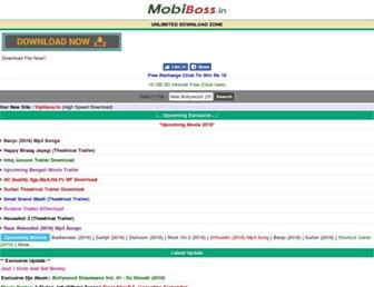 mobiboss.in screenshot
