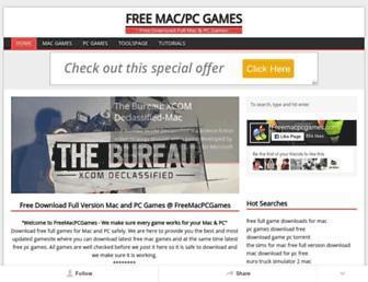 freemacpcgames.com screenshot
