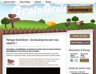 groingroin.org screenshot