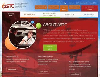 Thumbshot of Astc.org