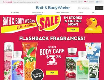 Thumbshot of Bathandbodyworks.com