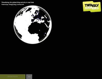world.twingly.com screenshot