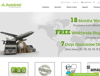 Thumbshot of Avantree.com