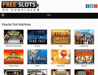 free-slots-no-download.com screenshot
