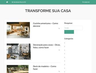 transformesuacasa.com.br screenshot