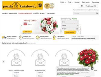 Thumbshot of Pocztakwiatowa.pl