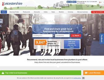 Thumbshot of Ileicestershire.com