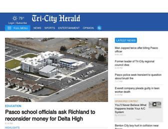 Thumbshot of Tri-cityherald.com