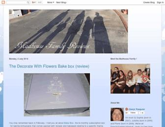 madhousefamilyreviews.blogspot.com screenshot