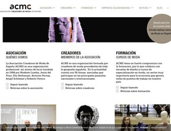creadores.org screenshot