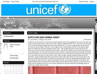 barin.bloggplatsen.se screenshot