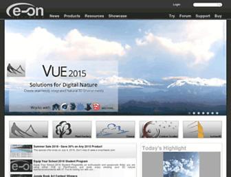 Thumbshot of E-onsoftware.com