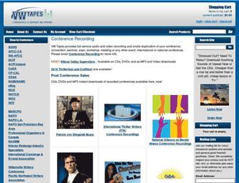 vwtapes.com screenshot