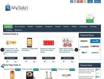 Thumbshot of Mytokri.com
