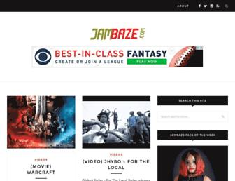 Thumbshot of Jambaze.com