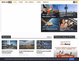 Thumbshot of Opel24.com