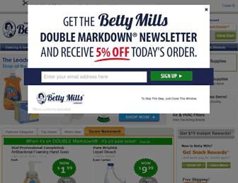 Thumbshot of Bettymills.com