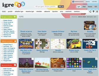 Thumbshot of Igre123.com