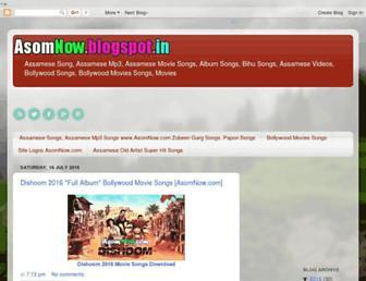 asomnow.blogspot.com screenshot