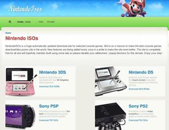 Thumbshot of Nintendoisos.com