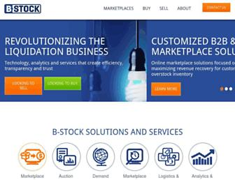 Thumbshot of Bstocksolutions.com