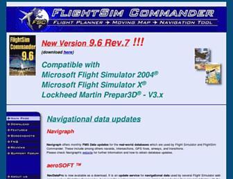 fscommander.com screenshot