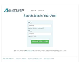 Thumbshot of All-star-staffing.com