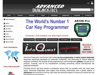 advanced-diagnostics.com screenshot