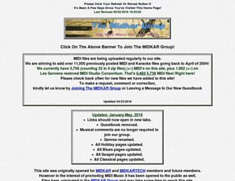 midkar.com screenshot