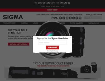 Thumbshot of Sigmaphoto.com