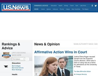 Thumbshot of Usnews.com