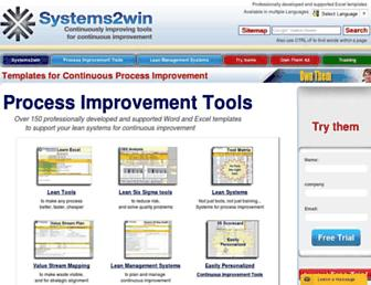 systems2win.com screenshot