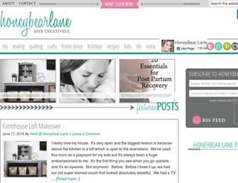 Thumbshot of Honeybearlane.com